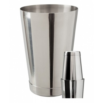 Stainless Steel Tin 18oz