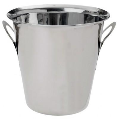 Stainless Steel Tulip Bucket 4.5L