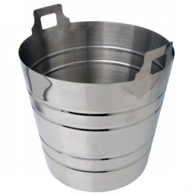 Stainless Steel Bucket 5L