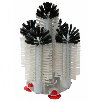 5 Brush Glass Washer
