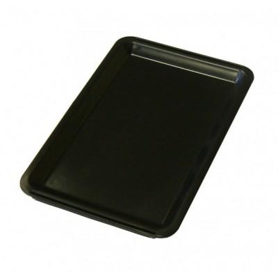 Tip Tray Black Plastic