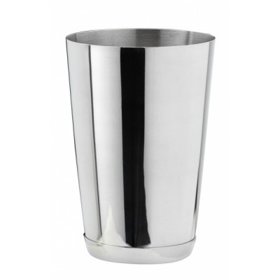 Stainless Steel Mini Boston Can 16oz