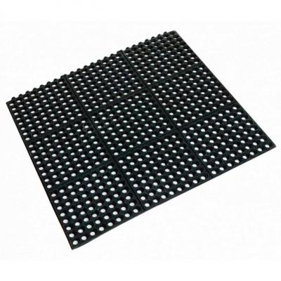 Rubber Floor Mat 90x90x1.2cm