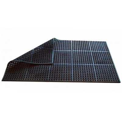 Rubber Floor Mat 150x90x1.2cm