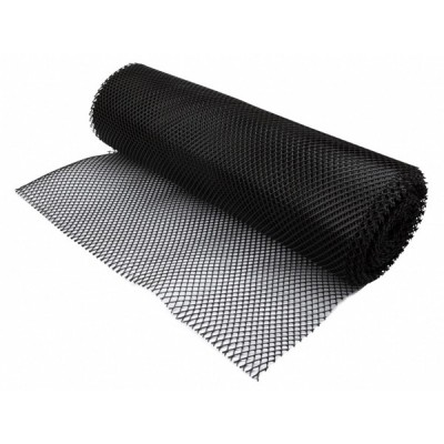 Shelf Liner Black 61cmx10m
