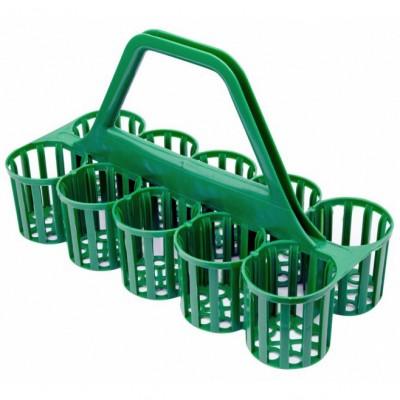 Glass Carrier Green