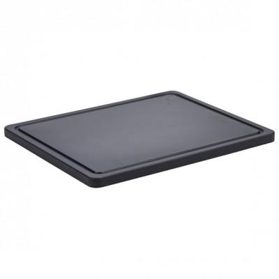 Non Slip Bar Board Black 32.5x26.5cm