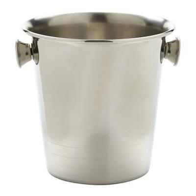 Mini Stainless Steel Ice Bucket 37oz